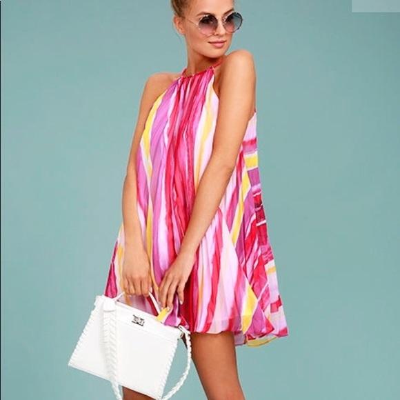 0c3311a92d36e BB Dakota Dresses   Summerlyn Pleated Dress   Poshmark